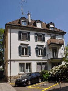 Feldeggstrasse 54, Zürich